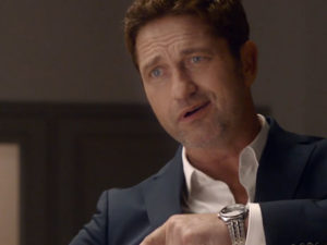 Interliving – Gerard Butler